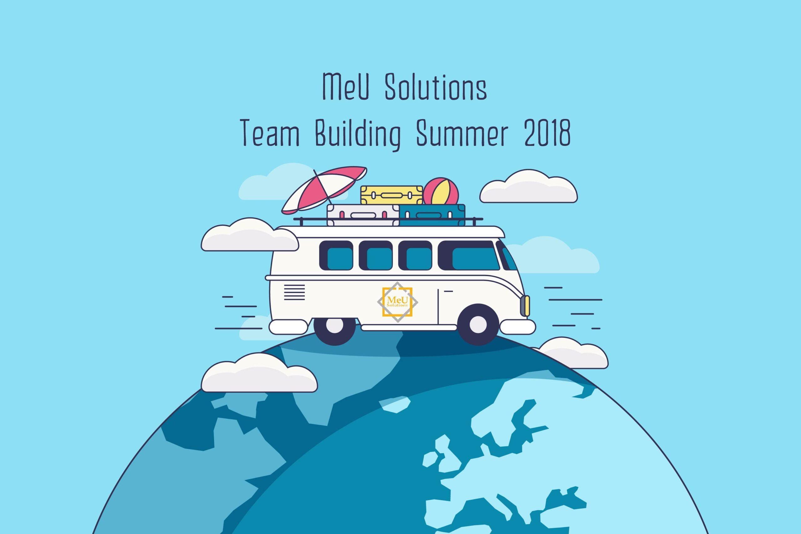 meu solution team building summer 2018