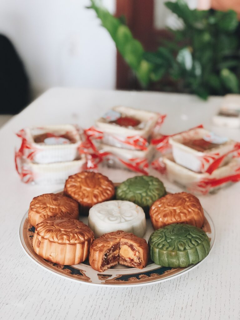 Mooncake at meu solutions