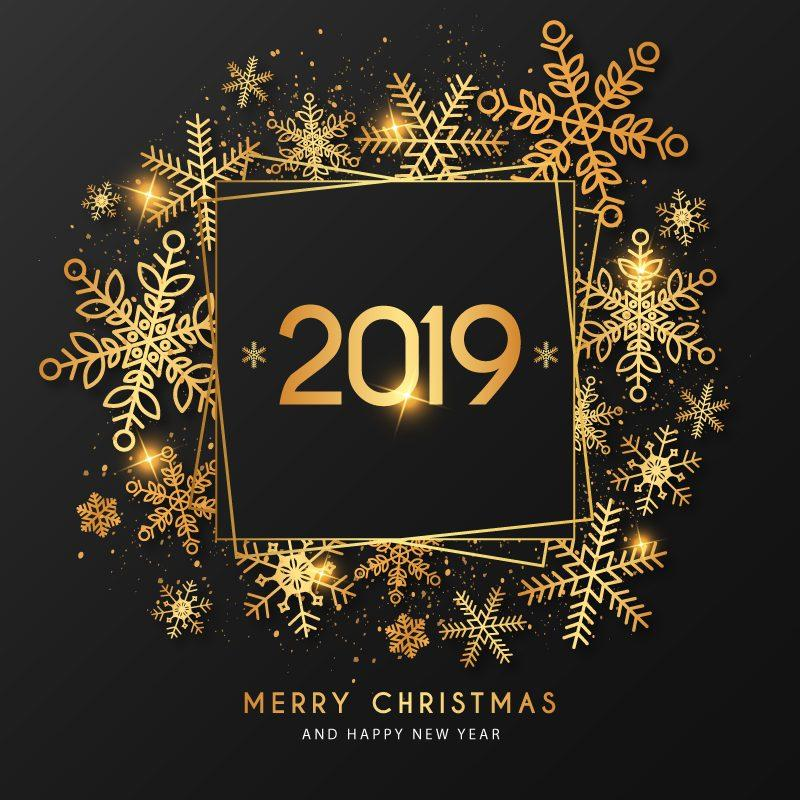 MeU Solutions - Merry Christmas and Happy New Year 2019