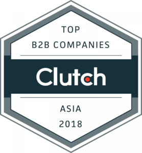MeU Solutions ranked in Leading B2B Companies in Greater Asia and Africa Announced for 2018 by Clutch