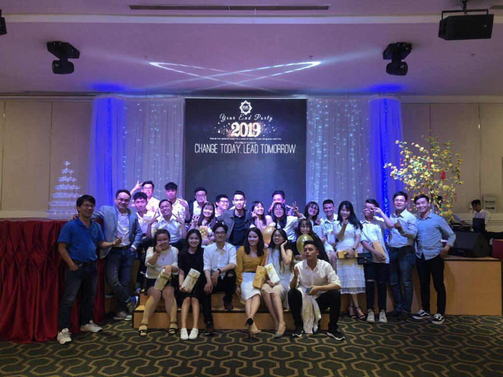 MeU Solutions Year End Party 2019