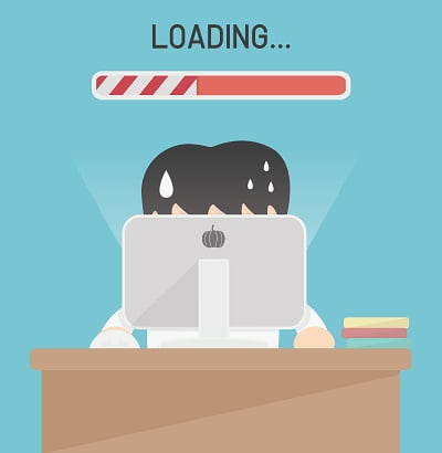 website-load-speed-slow