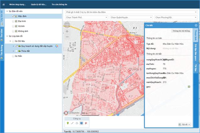 Land Information Management System 7 - meu solutions
