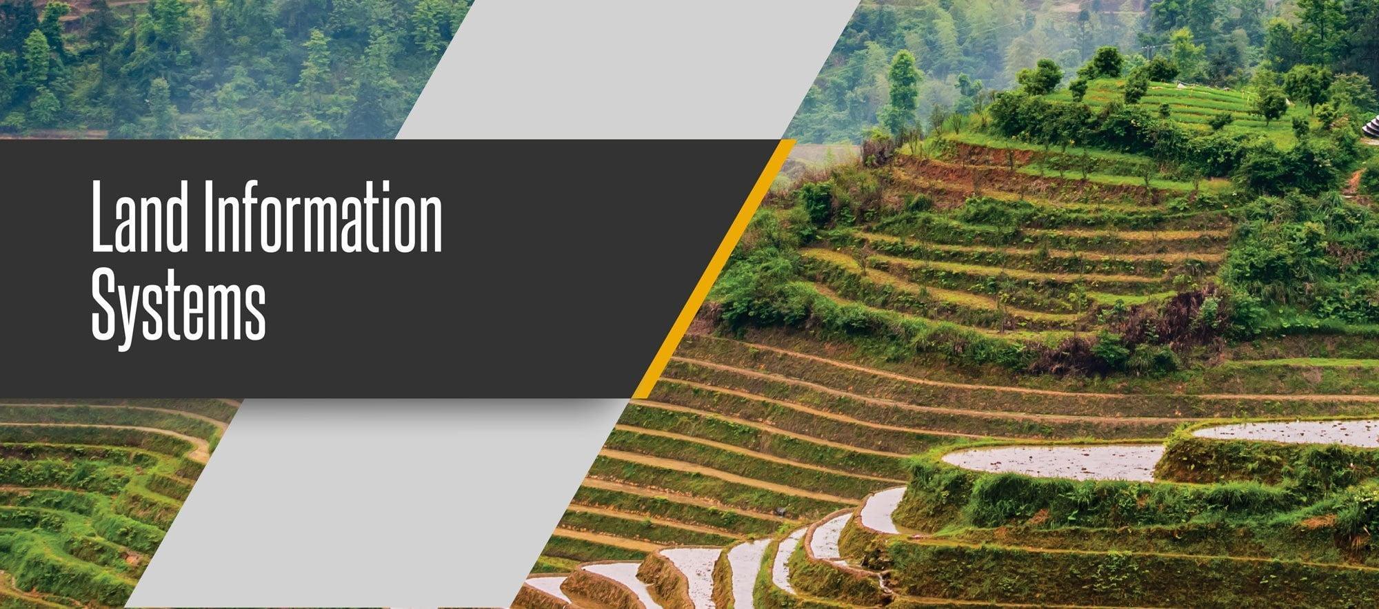 Land Information Management System - meu solutions